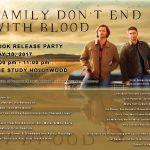 lynn book party supernatural