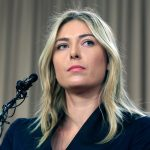 maria sharapova suspension problems tennis