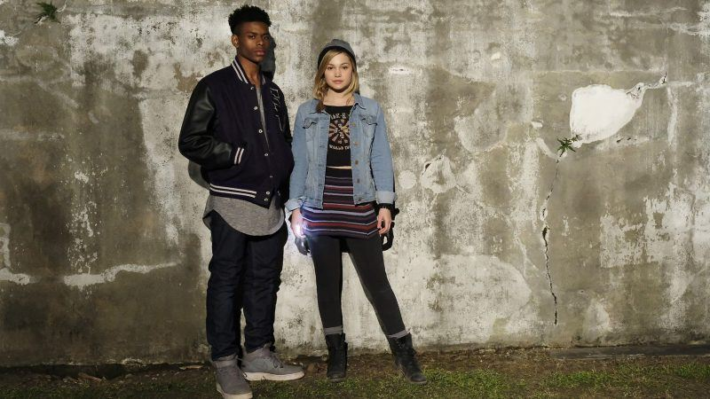 marvel cloak and dagger trailer olivia holt and aubrey joseph