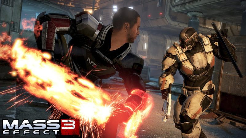 mass effect 3 images