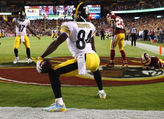 nfl celebration penalties debate rages on 2017 images