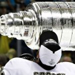 nhl stanley cup playoffs cup kiss