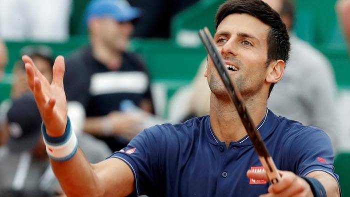 Novak Djokovic Set Up for Ranking Slide After Monte Carlo Loss 2017 images