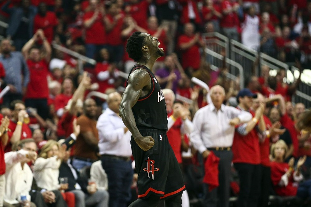 patrick beverley fan control problems
