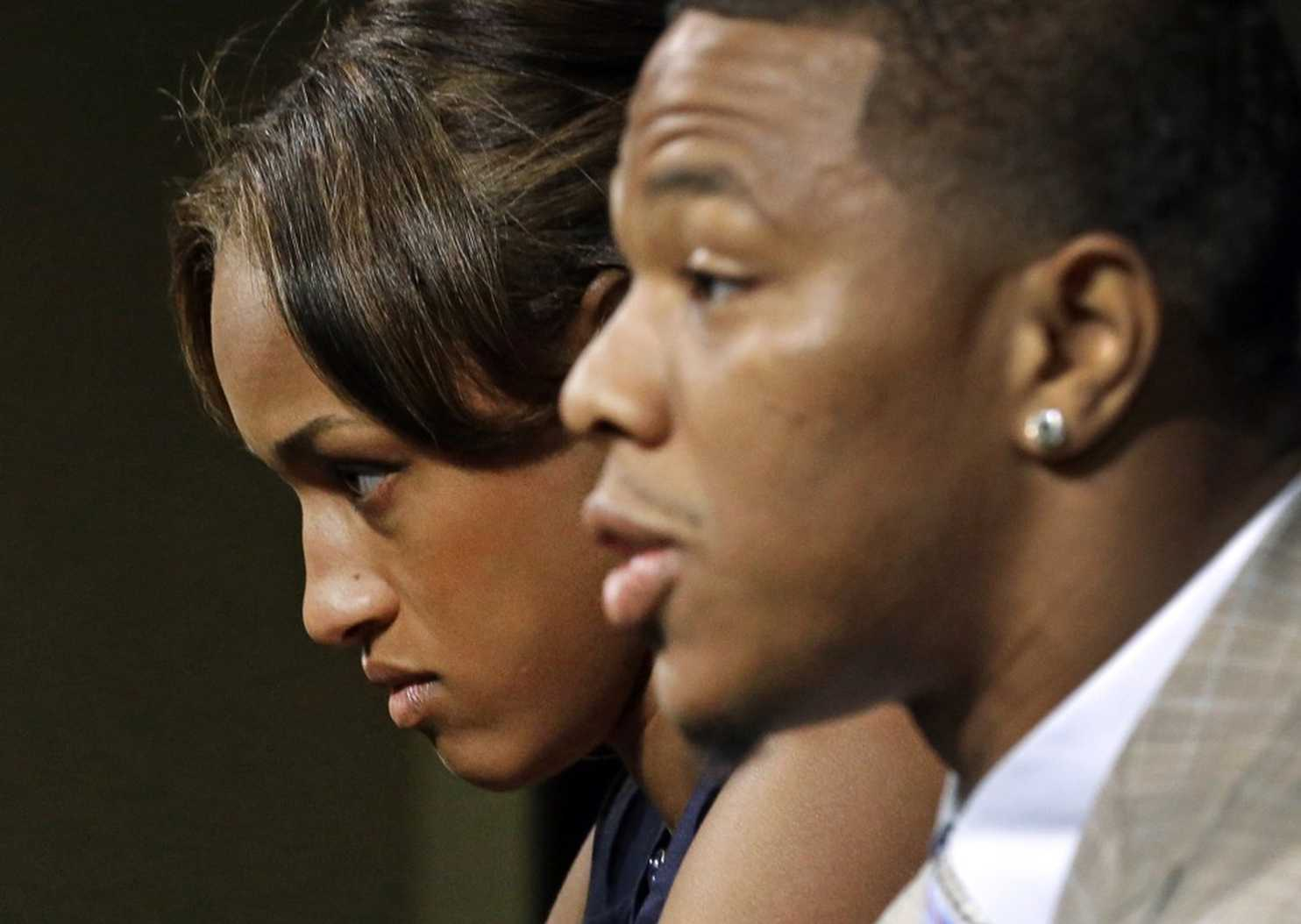 ray rice making himself face of nfl domestic violence education 2017 images