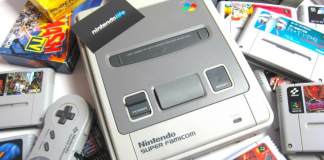 snes classic mini coming for holiday season 2017