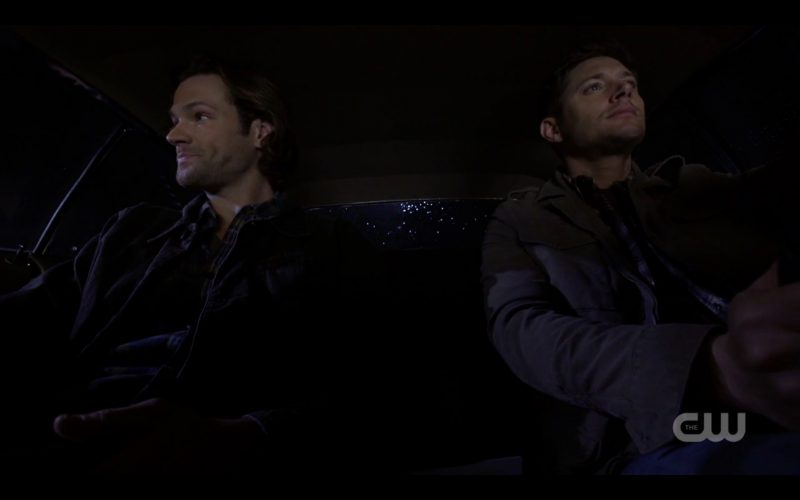 supernatural british invasion eileen with winchester brothers