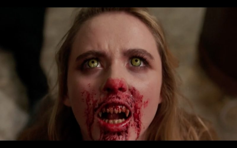 supernatural clare bloody mouth ending ladies drink free