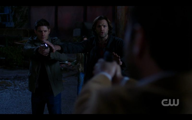 supernatural dagon sam dean and mick bmol