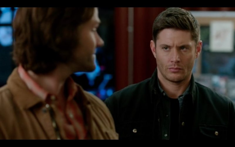 supernatural dean face for sam ladies drink free