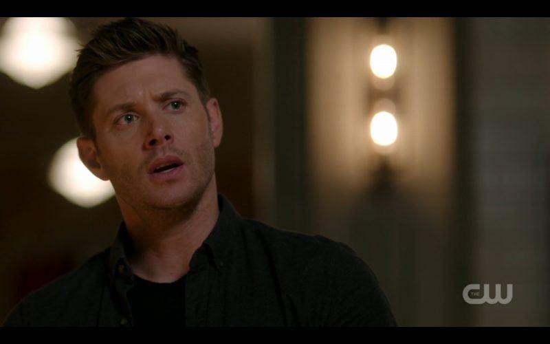 supernatural dean winchester begging castille misha collins