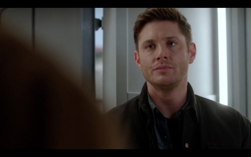 supernatural dean winchester over it ladies drink free