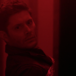 supernatural dean winchester wrapped in saran wrap memory remains
