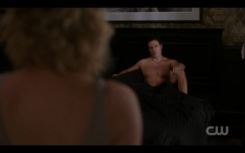 supernatural mary winchester in bed with shirtless ketch man