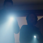 supernatural sam dean winchester with flashlights memory remains