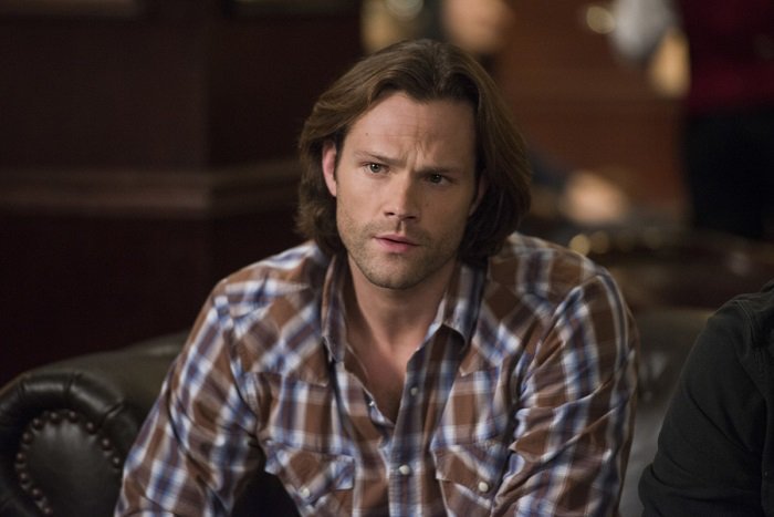 supernatural sam plaid shirt look ladies drink free