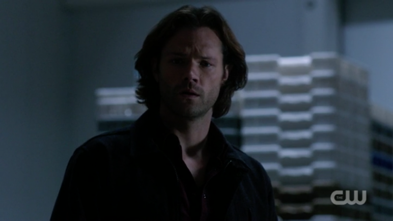 supernatural sam winchester worries memory remains