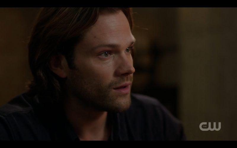 supernatural the future sam winchester scared