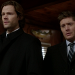 supernatural winchester brothers fbi suits memory remains