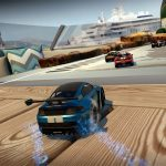 table top racing car skid world tour images