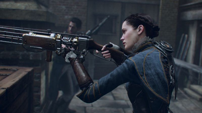 the order 1886 images