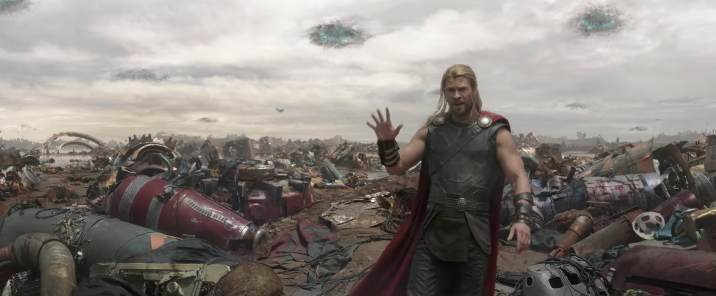 thor ragnarok chris hemsworth trailer images 2017 1440x576