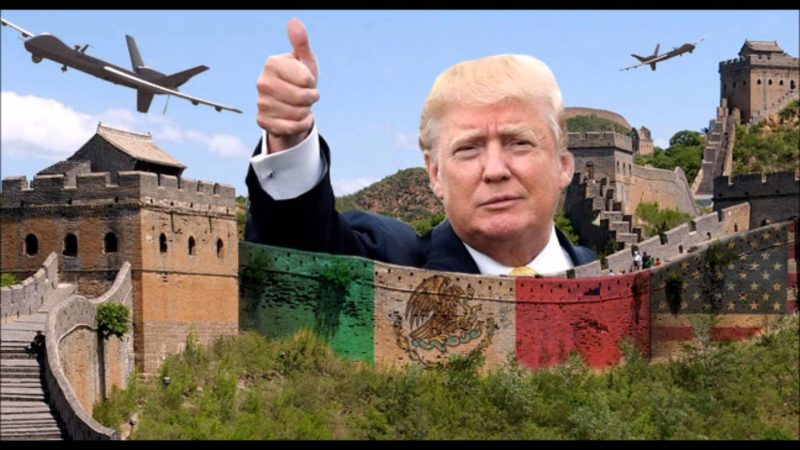 will donald trumps wall hold congress budget up