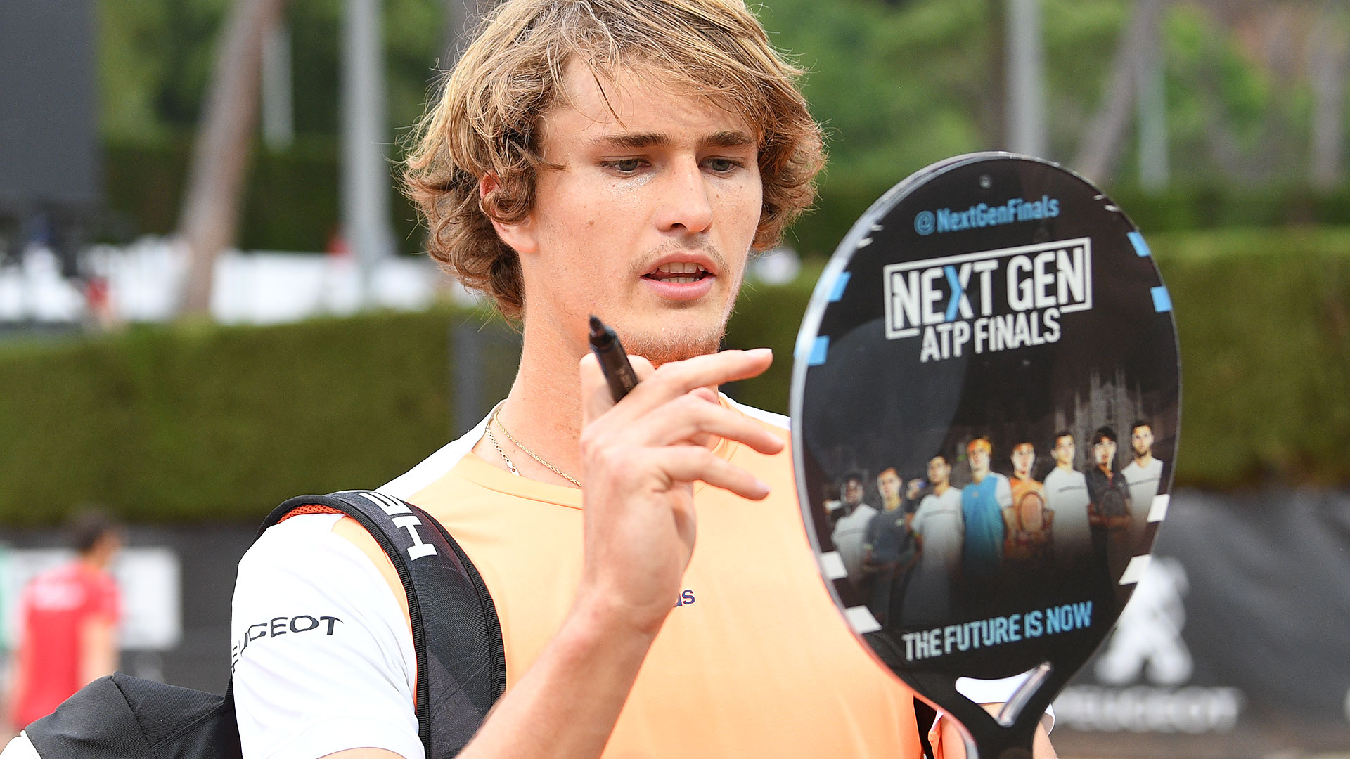 ATP Tennis Fans React to Screwy Rule Changes 2017 images