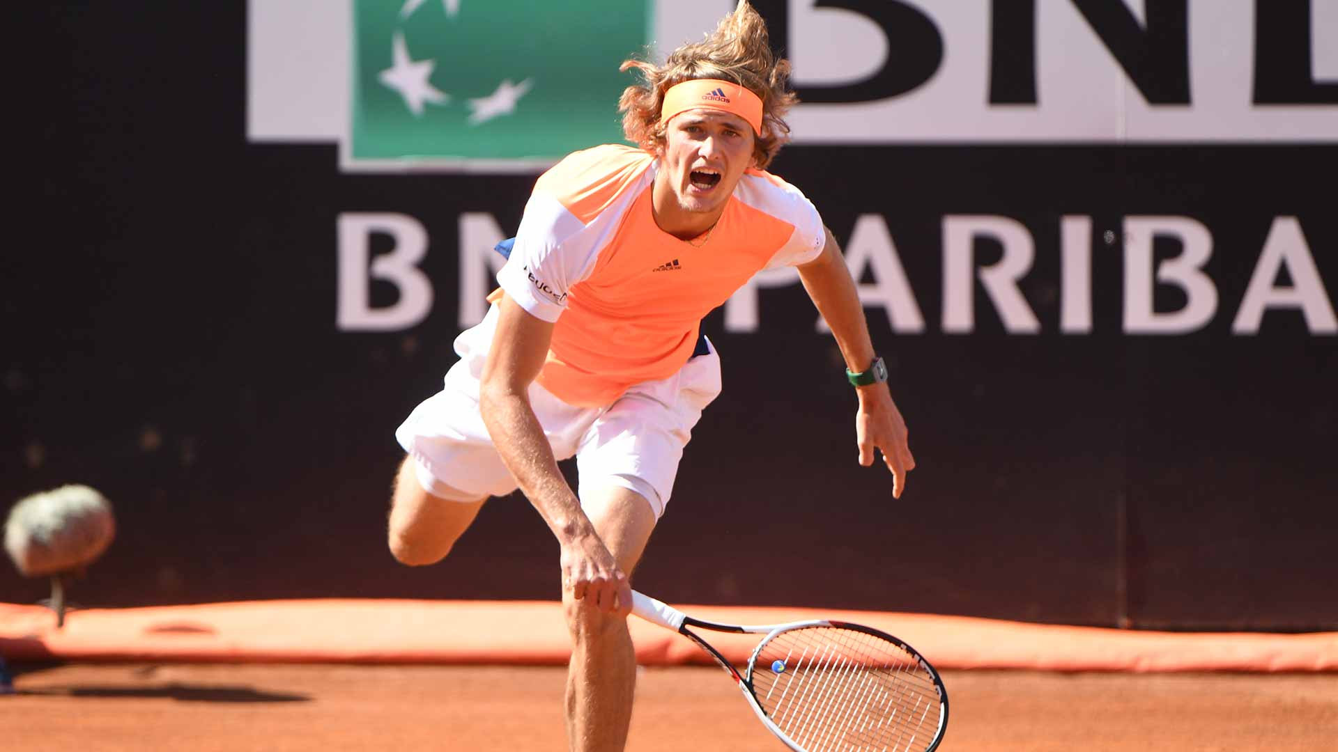 Alexander Zverev Picked up an Amazing Draw at 2017 French Open images