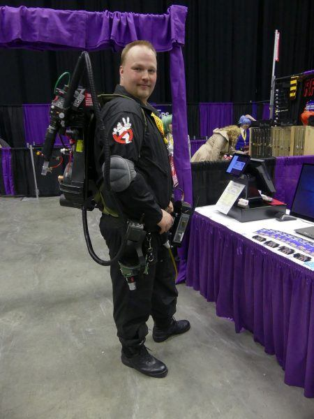 northern fancon ghostbusters guy