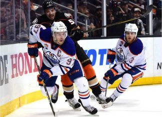 Edmonton Oilers Anaheim Ducks Game 7 Preview 2017 images