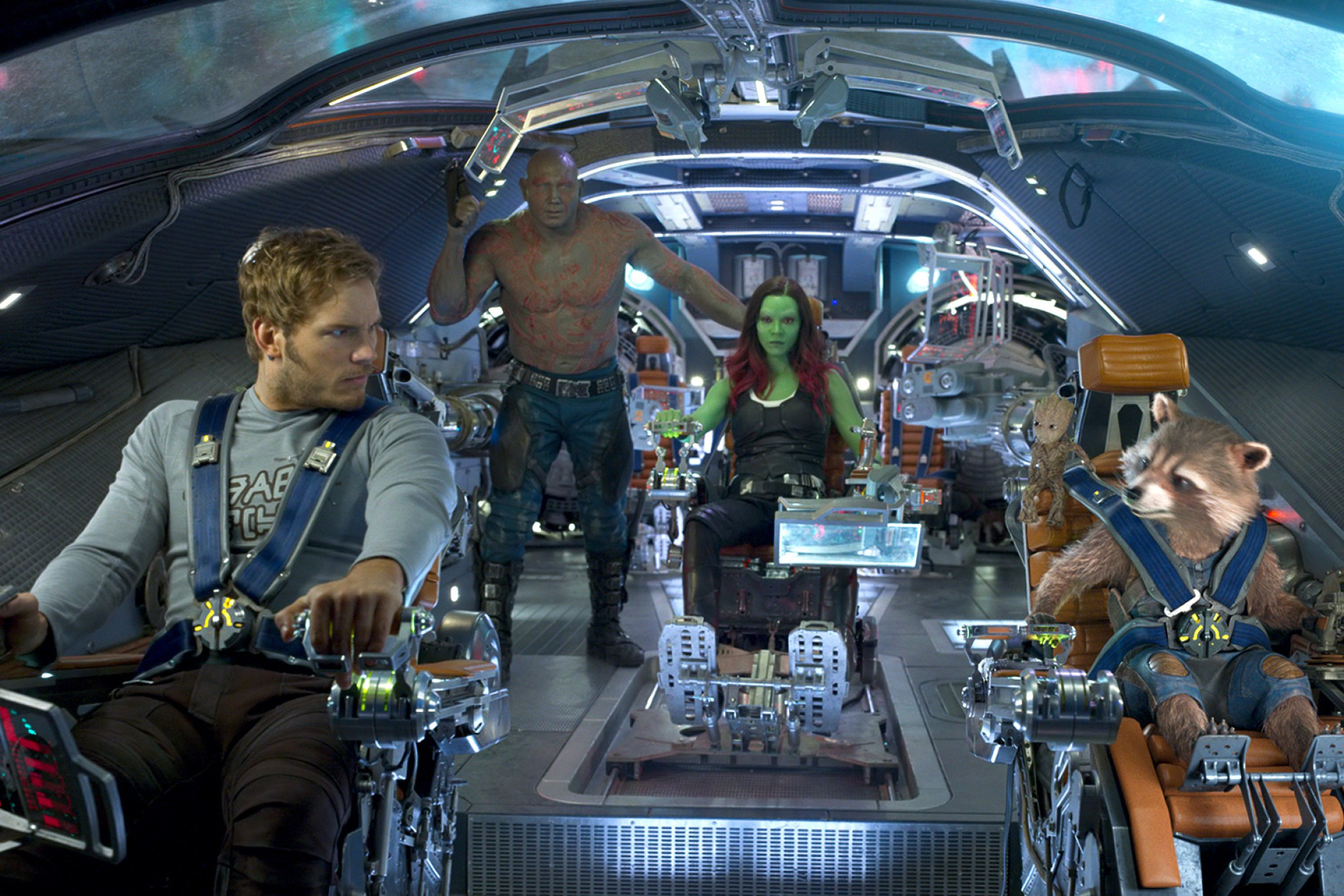 Guardians of the Galaxy Volume 2 Spoiler Recap and Review 2017 images