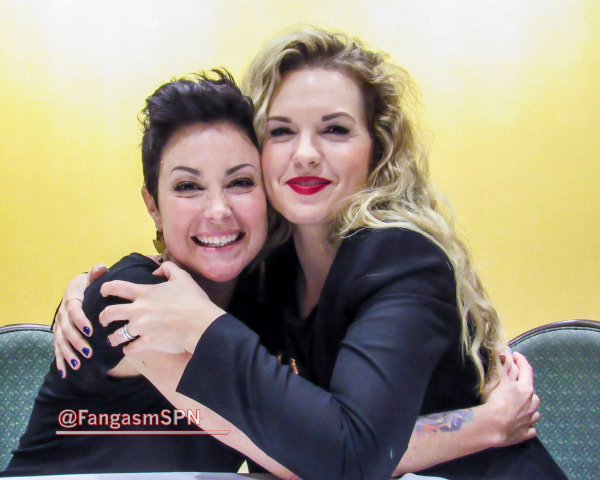Kim Rhodes Briana Buckmaster supernatural movie tv tech geeks 600x480-001
