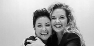 Kim Rhodes Briana Buckmaster supernatural movie tv tech geeks 600x480