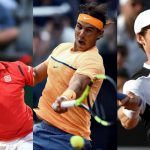Rafael Nadal, Novak Djokovic pressuring Andy Murray for No. 1 ranking 2017