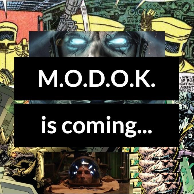 Agents of SWORD Versus MODOK 2017 images