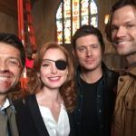 alicia witt supernatural