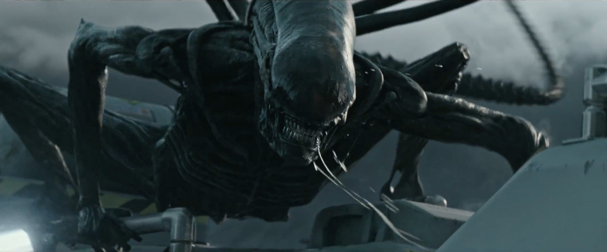 alien covenant hot weekend against guardians