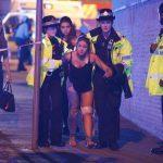 ariana grande concert explosion hits