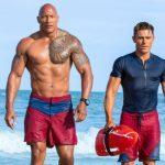 baywatch bombs at box office dwayne johnson zac efron