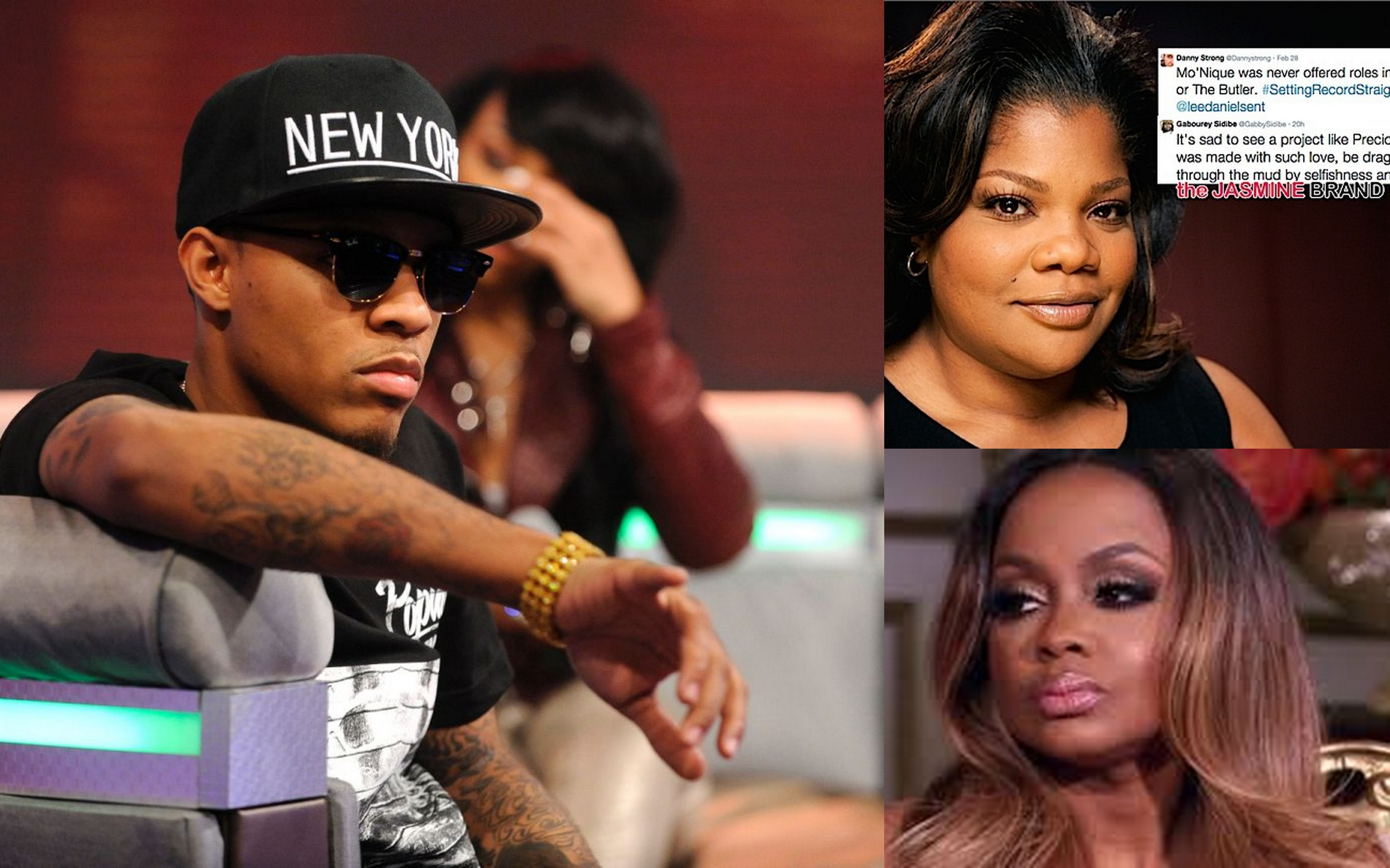 bow wow phaedra parks and monique needing hugs or attention 2017