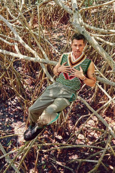 brad pitt marsh everglades pictures