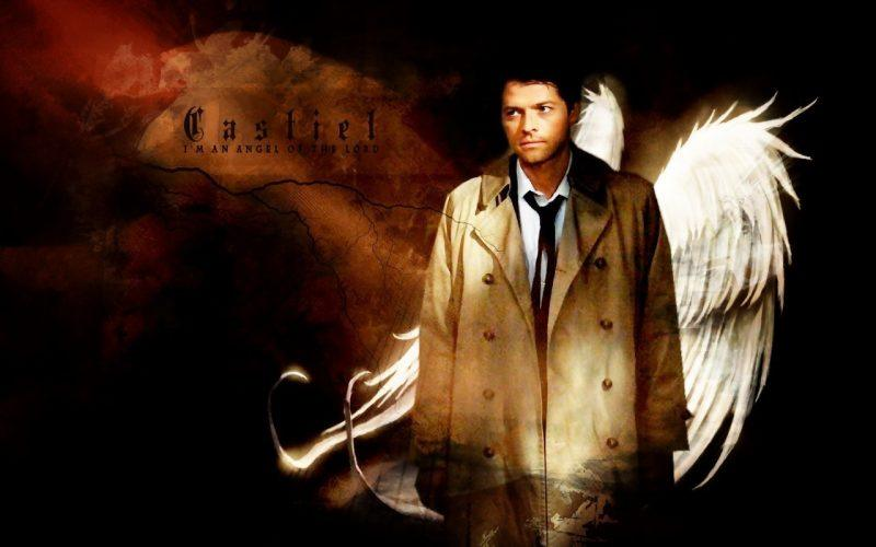 castiel misha collins movie tv tech geeks interview lynn zubernis