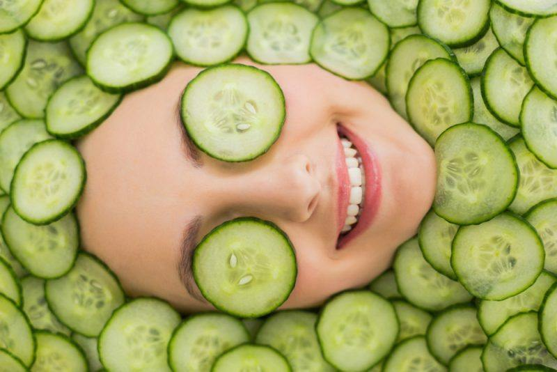 cucumbers perfect for green smoothies