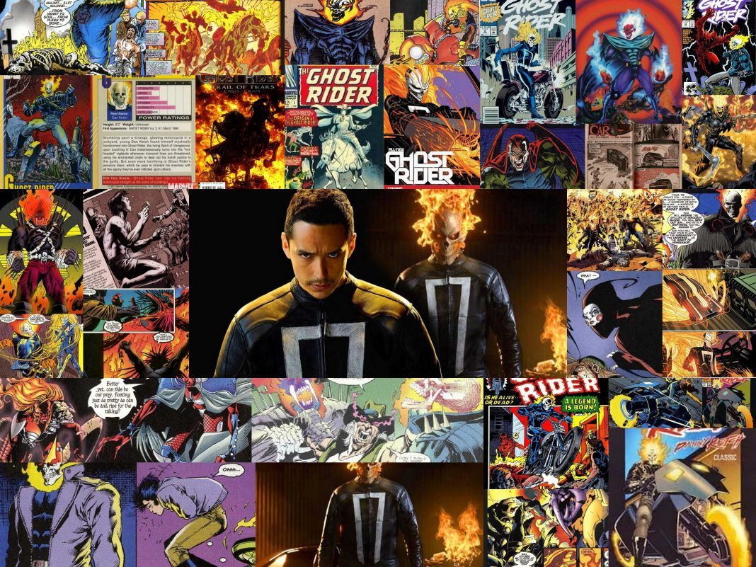 demystifying ghost rider marvel comics history images 2017