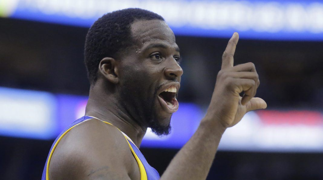 draymond green feeling espn media pain