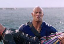 dwayne johnson worked hard to save baywatch movie