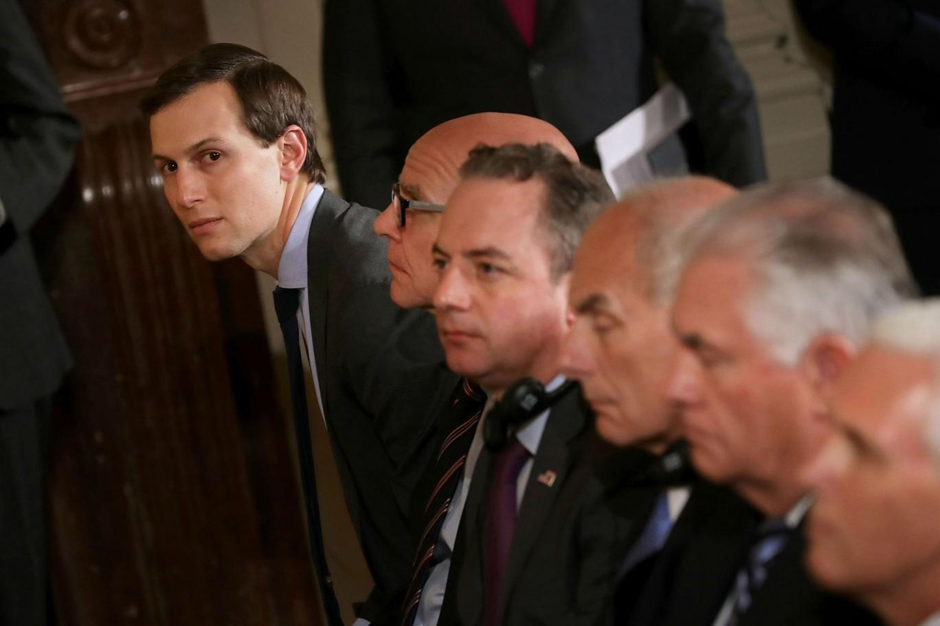 FBI Reportedly Scrutinizing Trump Son-In-Law Kushner's Russia Contacts
