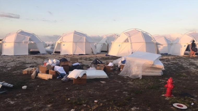 fyre festival second lawsuit hits