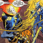 ghnost rider doghead blackheart comics